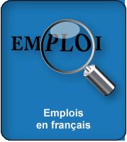Emplois en français