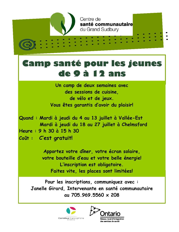 thumbnail of Affiche Camp santé été 2017_révisé gt (Lectureseule)