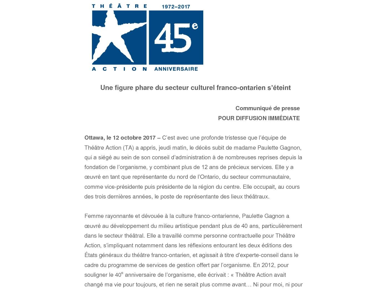 thumbnail of Une figure phare du secteur culturel franco