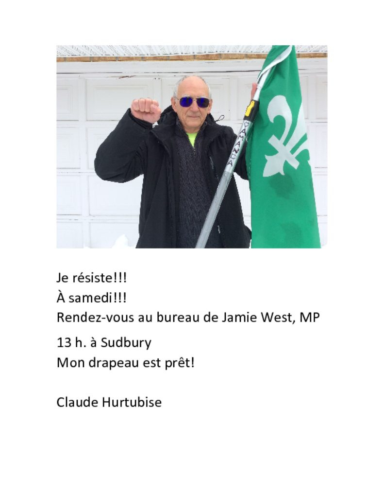 thumbnail of je résiste Claude