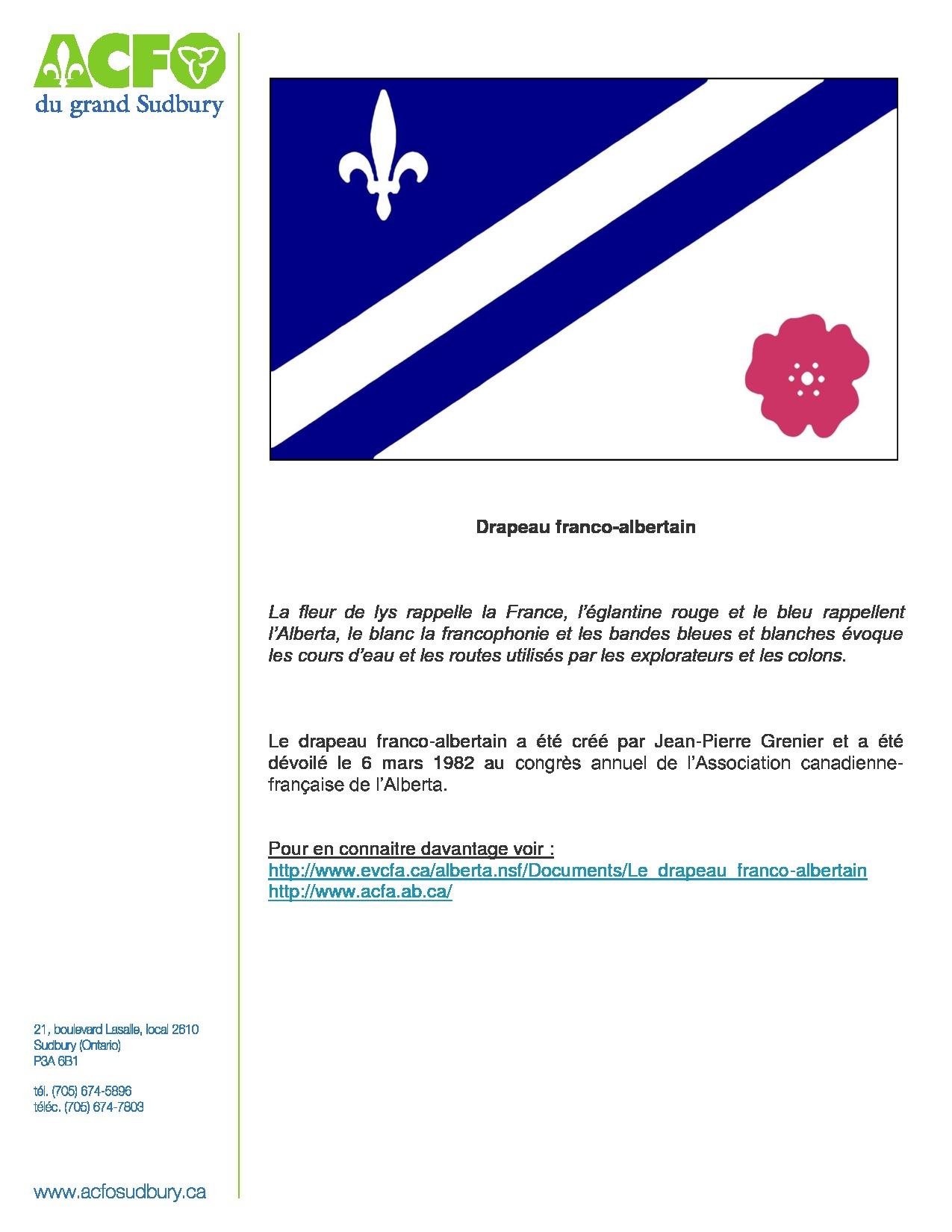 thumbnail of 15 mars – drapeau franco-albertain
