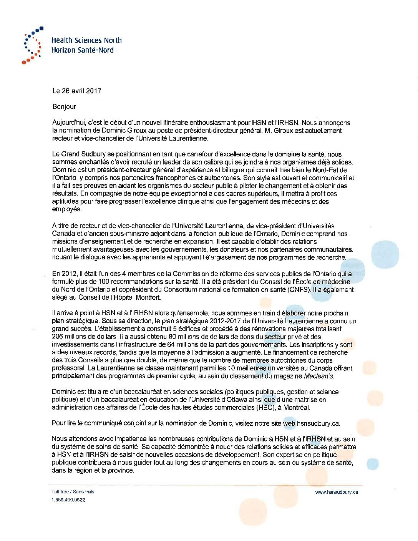 thumbnail of Community Partner Letter_fr