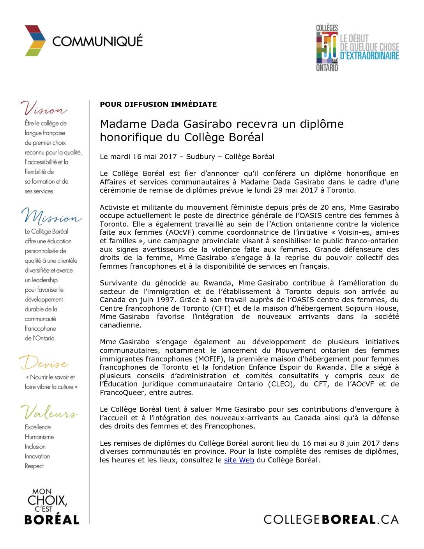 thumbnail of Communiqué_diplôme_honorifique_2017
