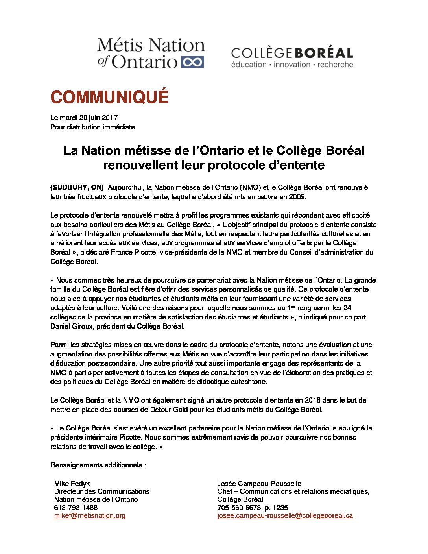 thumbnail of Communiqué_entente_Boreal_NMO_20juin