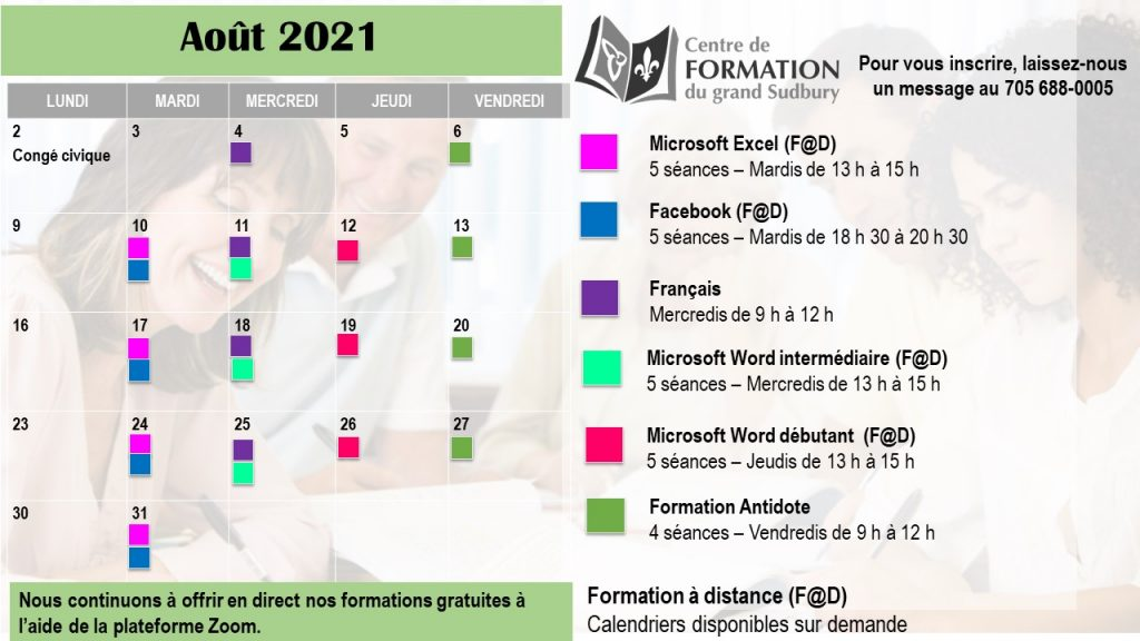 Août 2021 pdf